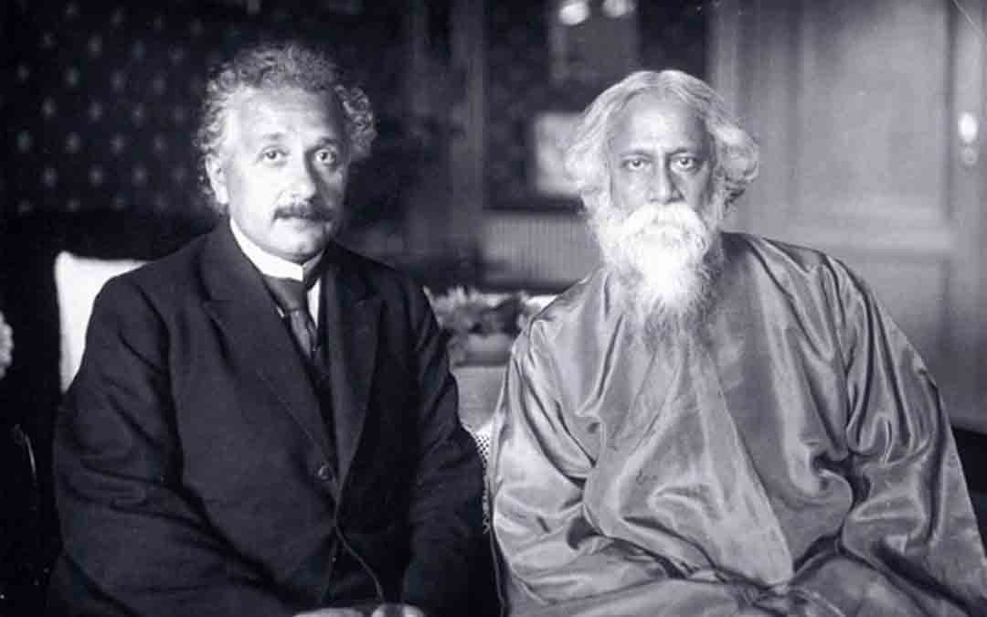 Kada je Albert Ajnštajn sreo Rabindranata Tagoru