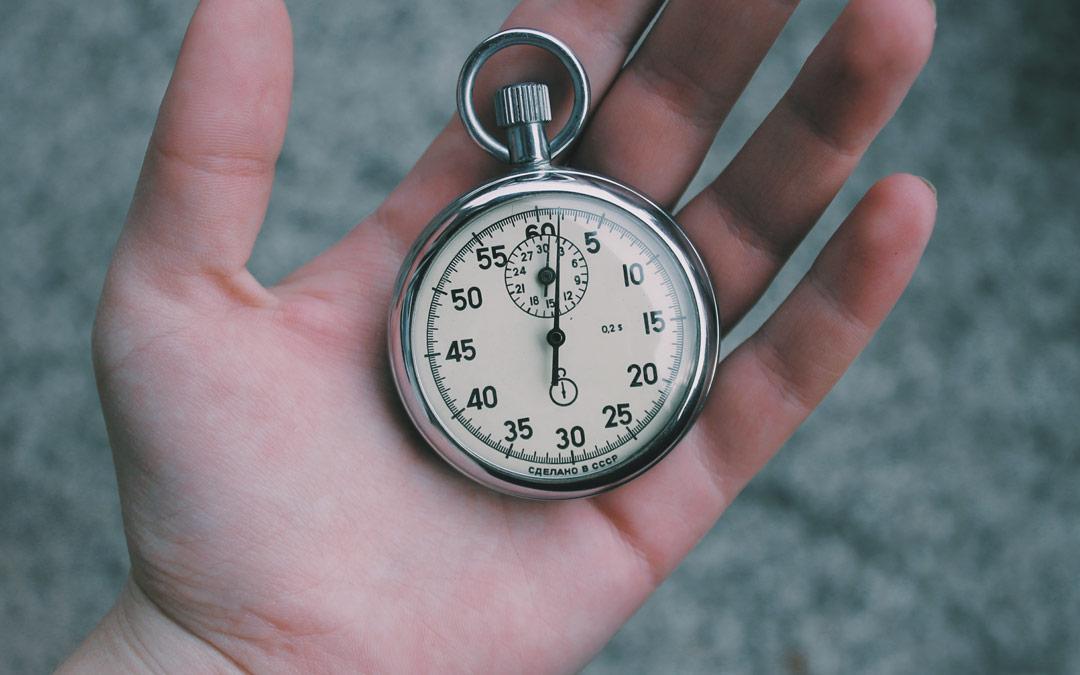 Pre nego što odlučite da nemate vremena